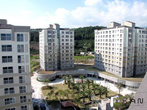 서귀포 서귀포아파트 상록아파트 강정상록아파트 아파트조경 단지주변환경개선 환경디자인 색채디자인