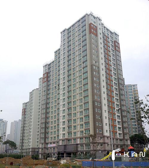 김포한강신도시 김포시 김포아파트 상록데시앙아파트 아파트단지계획 아파트색채 환경디자인 공간디자인