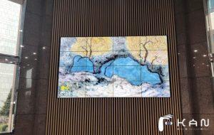 로비인테리어 미디어아트 현대미술작가 현대미술작품 이종송 미디어갤러리